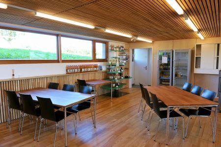 Seminar Seminarhof Einzeltische Archehof Neuhof