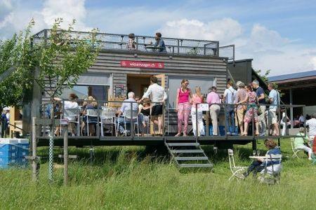 Wiesenwagen Event Archehof Neuhof