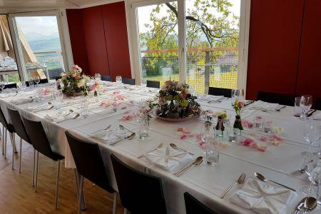 Baumhaus Hochzeit Dekoration Archehof Neuhof