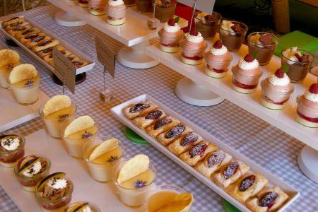 Archehof Herbstanlass Dessert Kuchenkönigin
