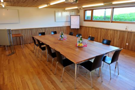 Seminar Seminarhof Blocktisch Archehof Neuhof