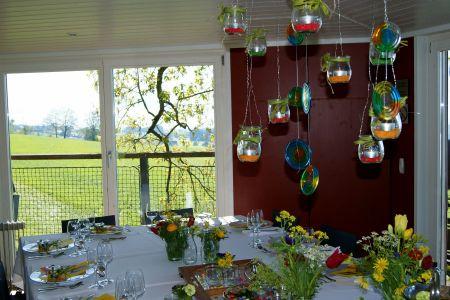 Baumhaus Event Dekoration Archehof Neuhof
